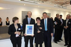 AIM Aviation receives Airbus award for 3rd consecutive year