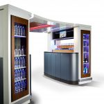 Concept interior, as revealed at the Aircraft Interiors Expo 2014